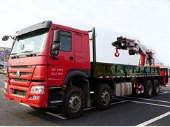 重汽25吨大型随车吊