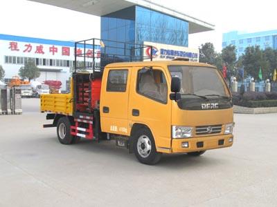 程力威牌CLW5041JGKE5型高空作业车