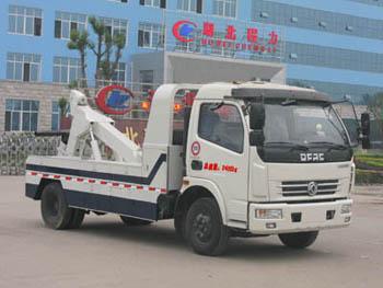 程力威牌CLW5082TQZ5型清障车