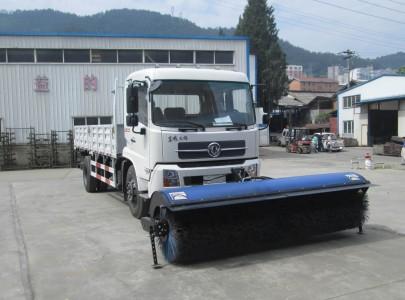 东风牌EQ5160TCXTV型除雪车