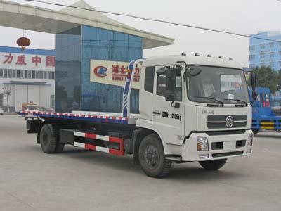 程力威牌CLW5120TQZD5型清障车