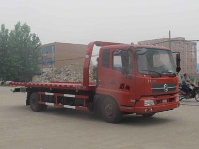 程力威牌CLW5100TQZD5型清障车