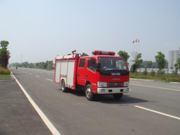 江特牌JDF5073GXFSG20/B型水罐消防车