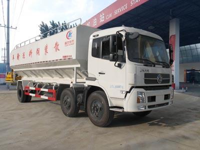 程力威牌CLW5251ZSLD5型散装饲料运输车