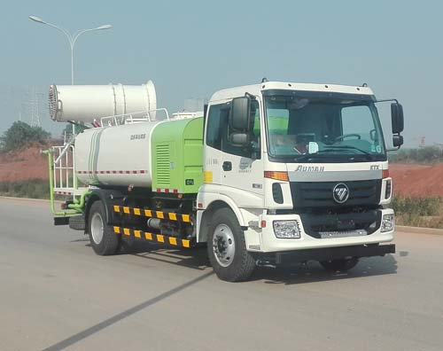 福田牌BJ5182TDYE5-H1型多功能抑尘车