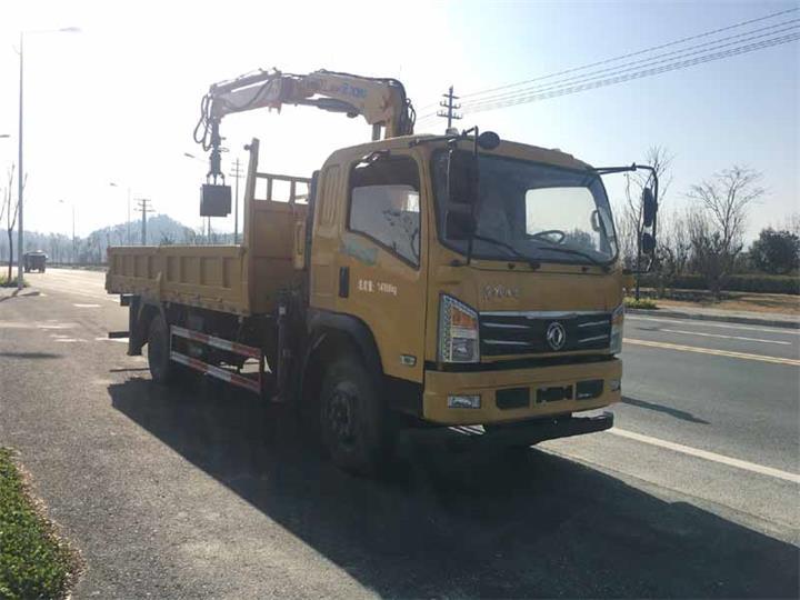 东风牌EQ5141TQYZMV型清淤车