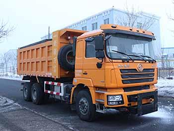 陕汽牌SX5250TCXDR434型除雪车