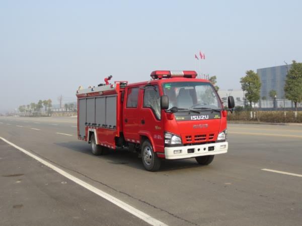 江特牌JDF5070GXFSG20/Q型水罐消防车
