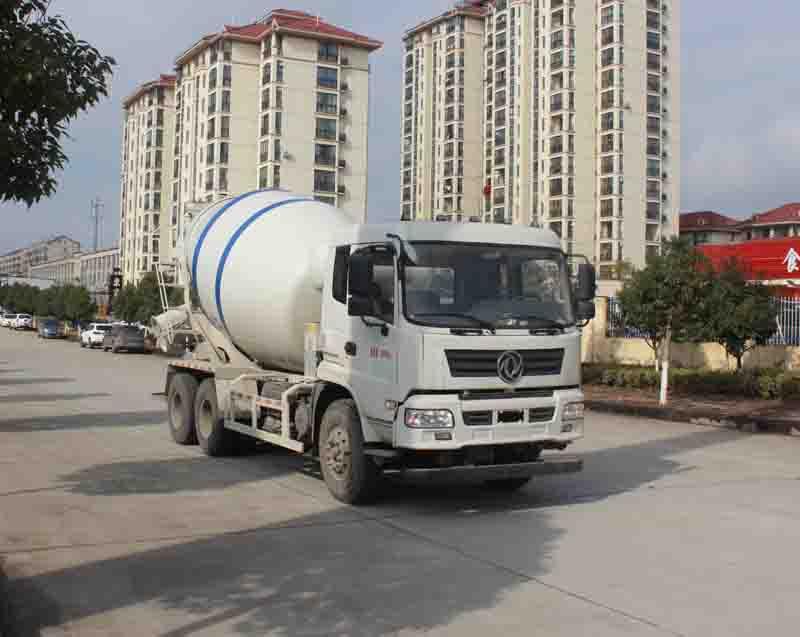 东风牌EQ5250GJBLV1型混凝土搅拌运输车