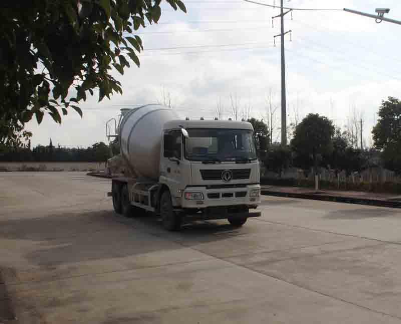 东风牌EQ5250GJBLV型混凝土搅拌运输车