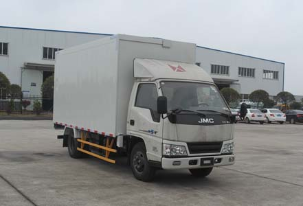 江铃江特牌JMT5040XWTXG2型舞台车