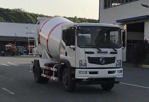 东风牌EQ5165GJBFV型混凝土搅拌运输车