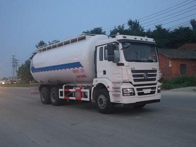 程力威牌CLW5250GFLS5型低密度粉粒物料运输车