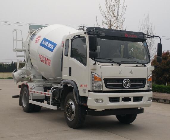 东风牌EQ5160GJBTZ型混凝土搅拌运输车