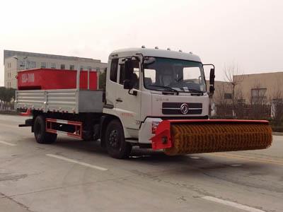 程力威牌CLW5161TCXD5型除雪车