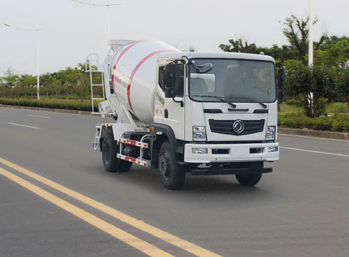 东风牌EQ5165GJBFV1型混凝土搅拌运输车