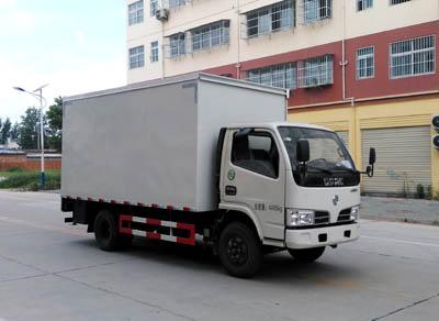 程力威牌CLW5041XWTE5型舞台车