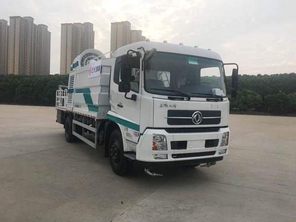 东风牌EQ5186TDYS5型多功能抑尘车