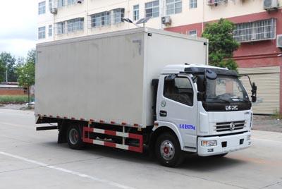 程力威牌CLW5080XWTE5型舞台车