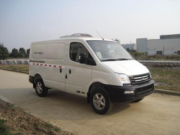 大通牌SH5030XLCA8D5型冷藏车