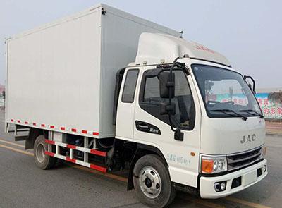 江淮牌HFC5045XWTP92K8C2V型舞台车
