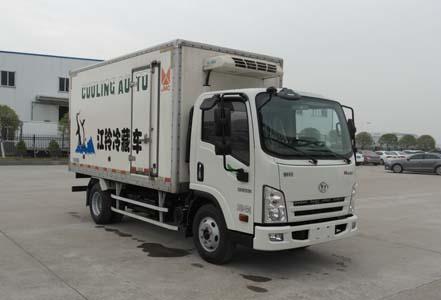 江铃江特牌JMT5049XLCXHG2B型冷藏车