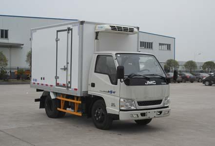 江铃江特牌JMT5040XLCXA2型冷藏车