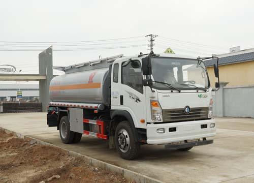 华威驰乐牌SGZ5141GJYWP5型加油车