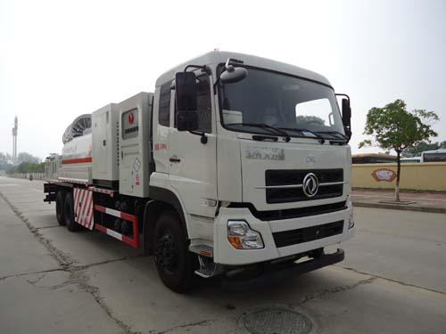 东风牌EQ5250TDY5N1型多功能抑尘车