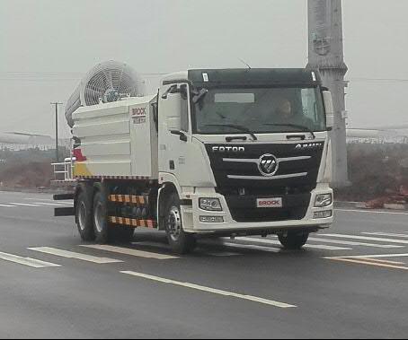 福田牌BJ5253TDYE5-H1型多功能抑尘车