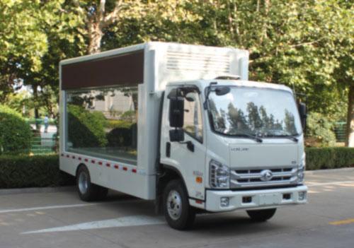 福田牌BJ5043XXC-FB型宣传车