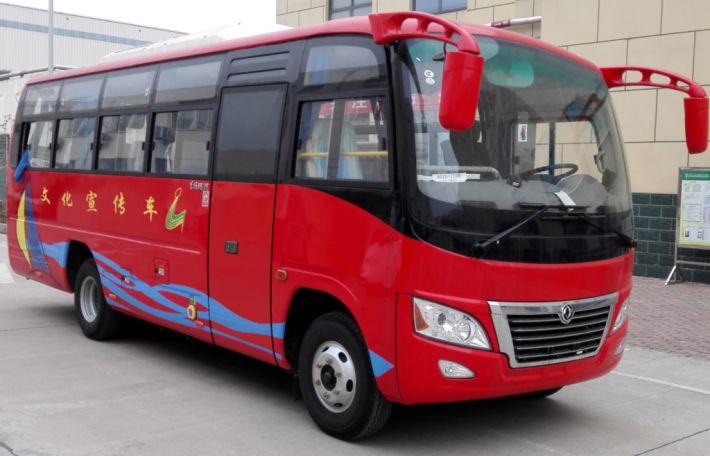东风牌DFA5070XXC5A型文化宣传车