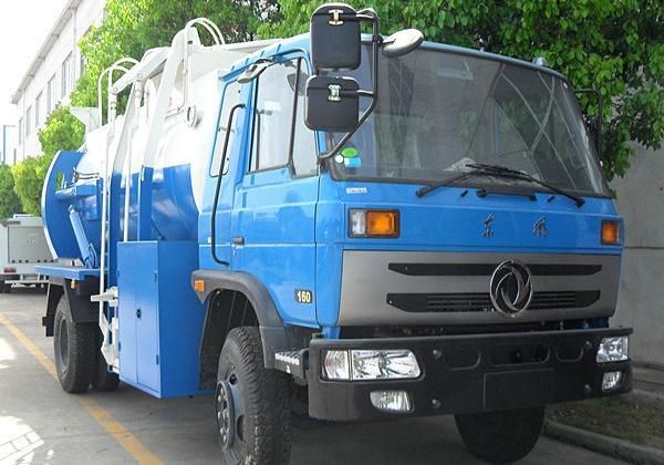 东风145餐厨垃圾车